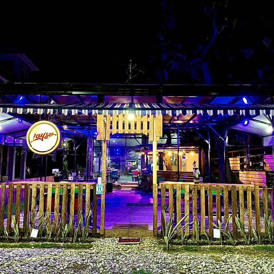 The Bastap - Lay'Se Cafe - Santa Fe